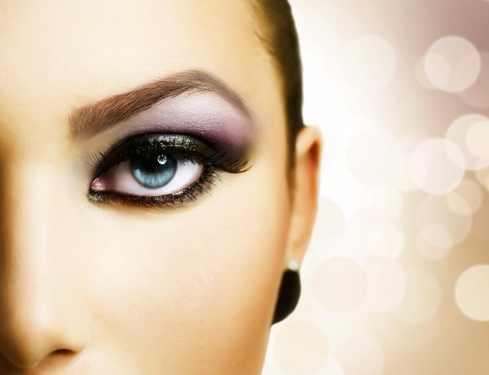 Красивый макияж рисунок