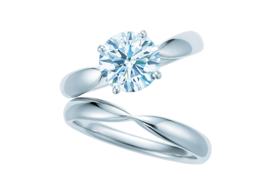 TIFFANY ADDS NEW DIAMOND ENGAGEMENT RING TO ITS COLLECTION